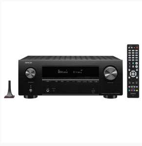 Denon AVRX2700H 7.2 ch 8K AV Receiver with Dolby Atmos, 3D Audio - £549 @ Electric Shop