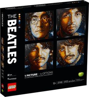 The Beatles - EMEA 12500 points Lego - @ Lego Store