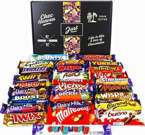 Chocolate Lovers Hamper Lunar Box - £18.49 prime / £22.98 nonPrime @ Sold by CB UK LTD and Fulfilled by Amazon.