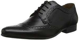 Red Tape Men's Brogues (3 Colours) from £21.44 - £26.39 Delivered @ Amazon