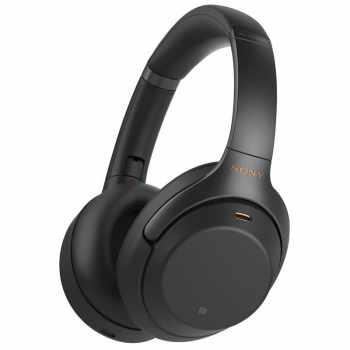 Sony WH1000XM3B Premium Wireless NC Headphones - Black £199.99 @ HBH Woolacotts