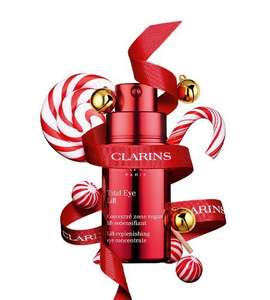 Cyber Monday Spend as little as £25* to get 9 free samples+Quidco 8.75%+Free Del+Points @ Clarins Shop