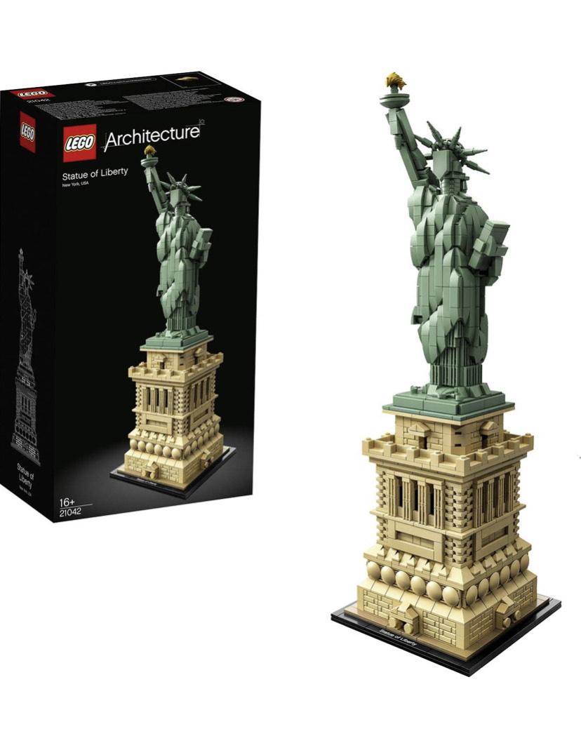Lego Architecture - Statue of Liberty - £67.99 @ Amazon