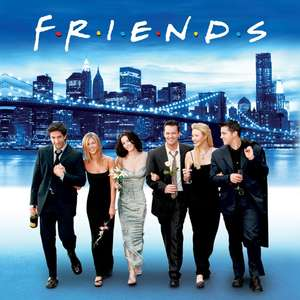 Friends: The Complete (234 Episodes) Series HD £39.99 at iTunes