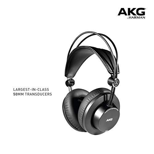 AKG K275 Over Ear Closed Back Professional Foldable Headphones £53.99 @ Amazon