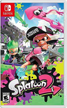 Nintendo Switch Splatoon 2 - £35 @ Asda
