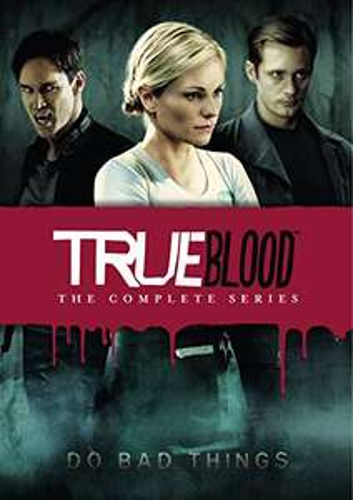 True Blood: The Complete Series [DVD] 33 Discs £33.99 @ Amazon