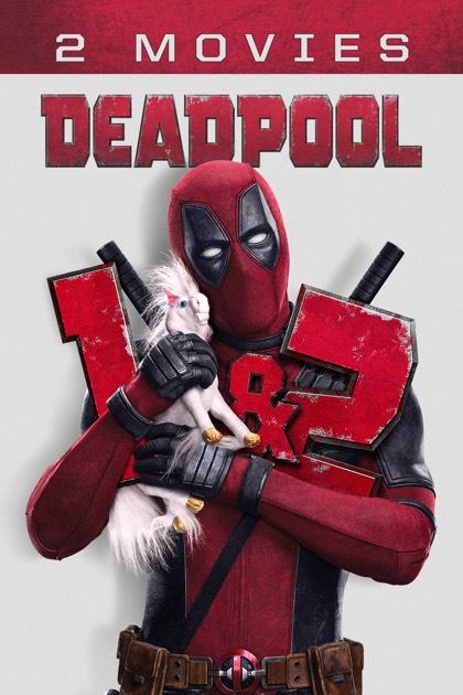 Deadpool 1 & 2 4K bundle £7.99 iTunes