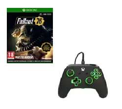 PowerA Xbox Spectra Enhanced Wired Controller + Fallout 76 Wastelanders (Xbox One) £29.99 @ Argos (Free Collection)