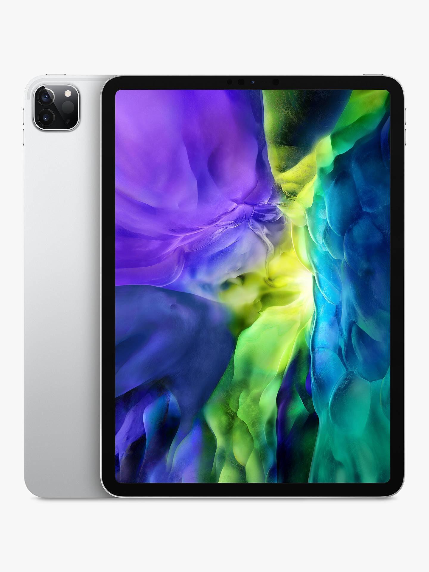 "2020 Apple iPad Pro 11"", A12Z Bionic, iOS, Wi-Fi, 128GB, Silver £706.70 @ John Lewis & Partners"
