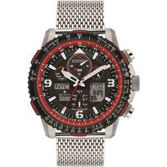 Citizen Red Arrows Skyhawk A-T Watch JY8079-76E £379 @ The Watch Hut