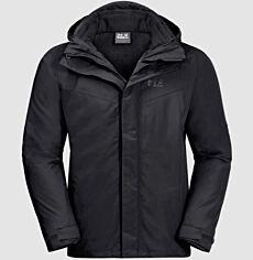 Jack Wolfskin Men's Gotland 3in1 Jacket Black £114.50 Delivered @ Griggs