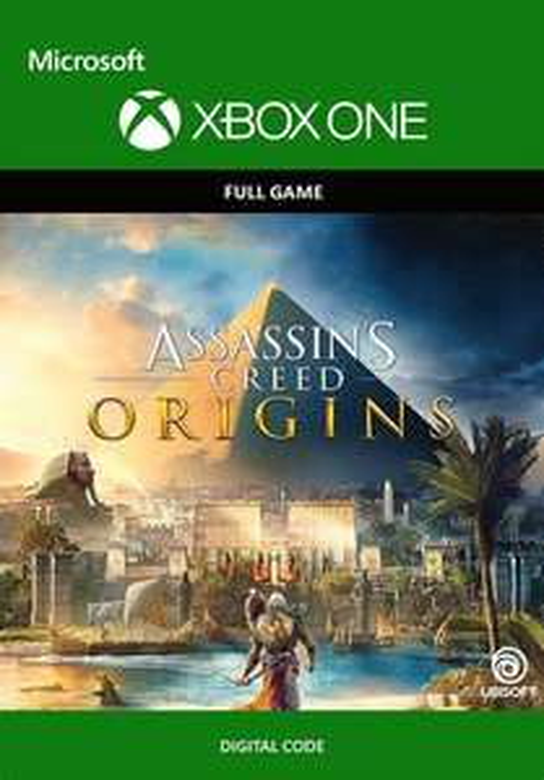 Assassin's Creed Origins Xbox One £12.39 @ CDKeys