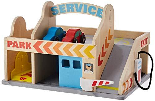 Melissa & Doug Service Station Parking Garage £15.99 (Prime) + £4.49 (non Prime) at Amazon