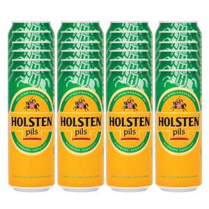 24×500ml cans of Holsten - £20.59 Instore at Costco (Lakeside, Greys)