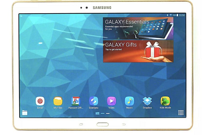 Samsung Galaxy Tab S 10.5 SM-T800 16GB Tablet (USED) : £84.95 delivered @ blackmoreit /ebay