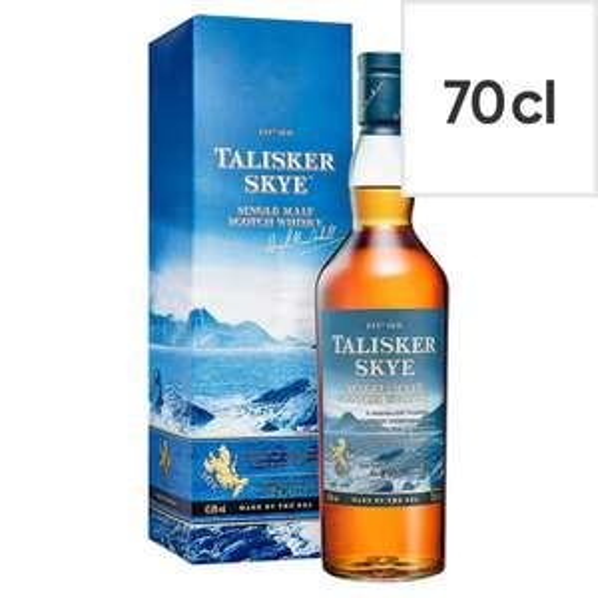 Talisker Skye Single Malt Scotch 70Cl - Smoky £25 (clubcard price) @ Tesco