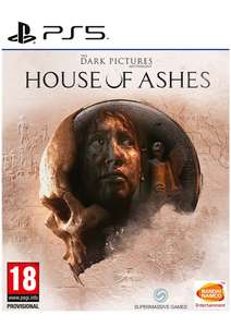 The Dark Pictures Anthology: House of Ashes [PS5 / PS4 / Xbox One / Series X] Pre-Order - £22.85 Delivered @ Simply Games