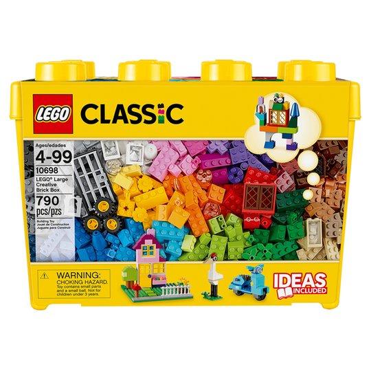 LEGO Classic 10698 Large Creative Brick Box £20 / LEGO Duplo 10914 Deluxe Brick Box £22.50 @ Tesco (instore)