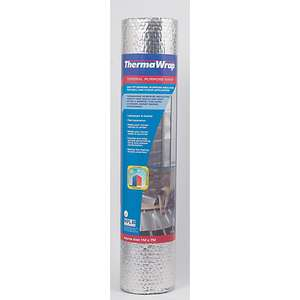 Thermawrap General Purpose Foil Wrap Insulation 1000mm X 7m -7m2 - £17.50 Wickes click & collect