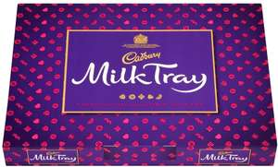Cadbury Milk Tray Chocolate Box 530g - £5.80 (Prime) + £4.49 (non Prime) @ Amazon