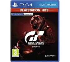 Gran Turismo Sport for PS4 £6.99 @ Currys / ebay