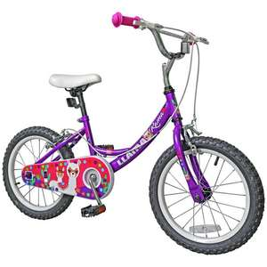 Llama 16 inch Wheel Size Kids Bike now £50 (Click & Collect) @ Argos