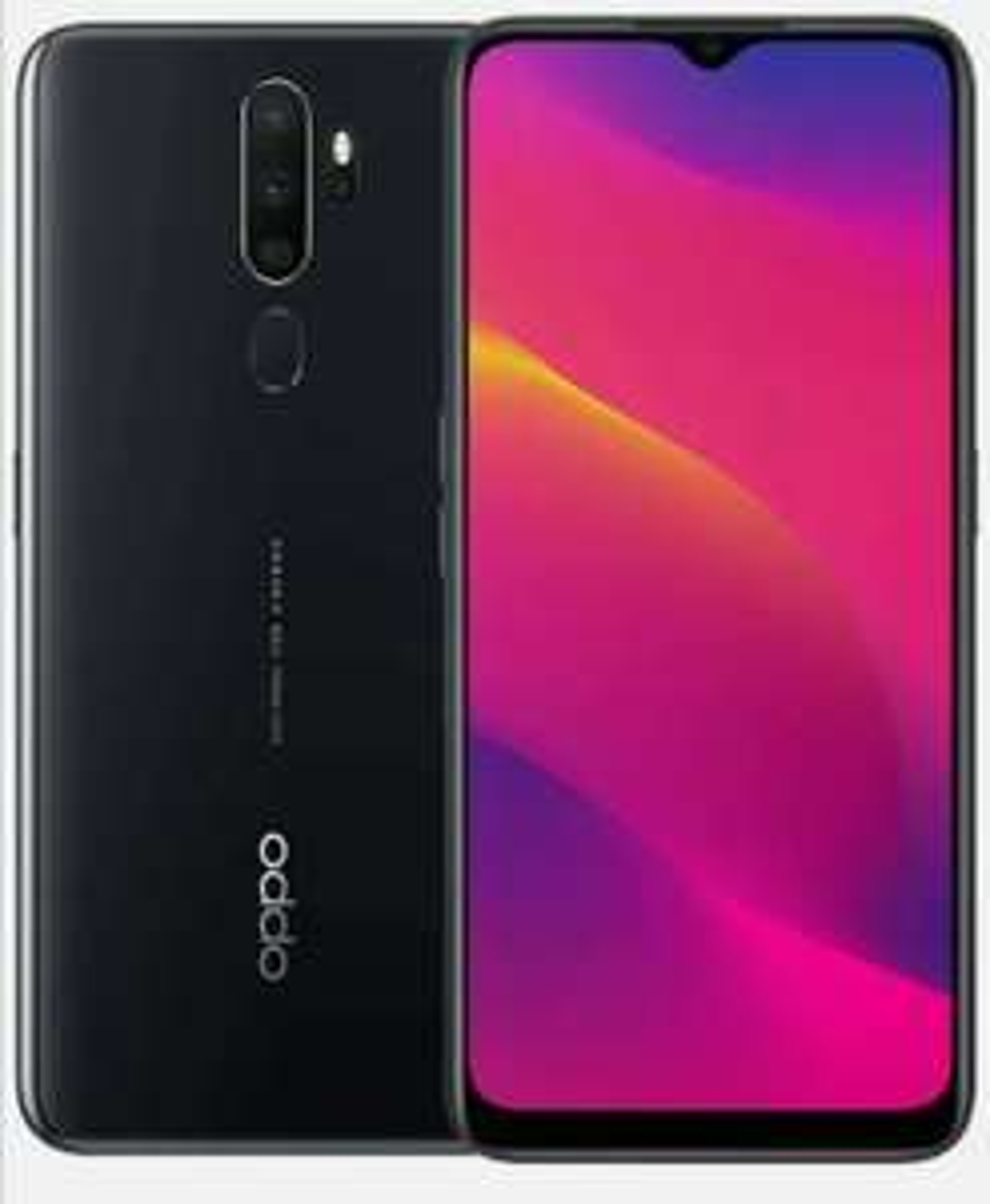 "New Oppo A5 2020 Black 6.50"" 64GB Dual SIM 5000mAh Smartphone - £79.19 With Code @ Technolec / Ebay"