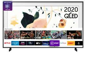 """SAMSUNG The Frame QE55LS03TAUXXU 55"""" Smart 4K Ultra HD HDR QLED TV with Bixby, Alexa & Google Assistant £999 + Quidco 10% cashback @ Currys"""