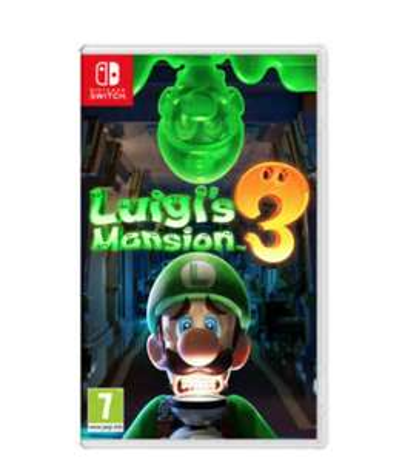 Luigis mansion 3 nintendo Switch £35 @ Asda