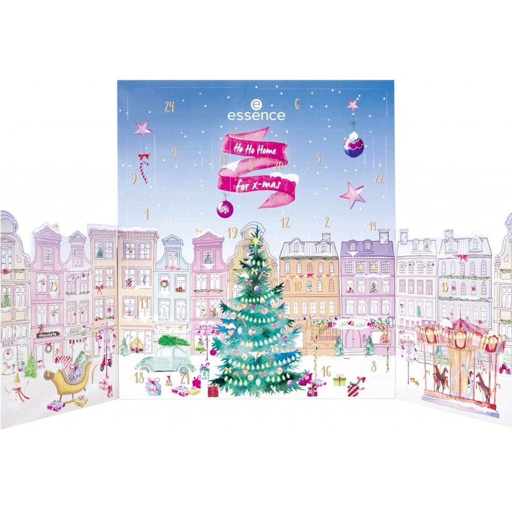 ESSENCE Ho Ho Home Advent Beauty Calendar 2020 Now £16.49 at Justmylook FREE P&P