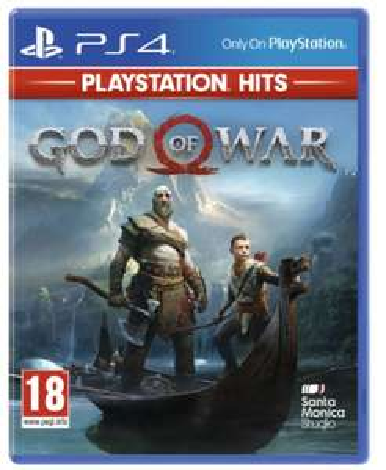 God Of War Playstation Hits (PS4) - £7 Delivered @ AO