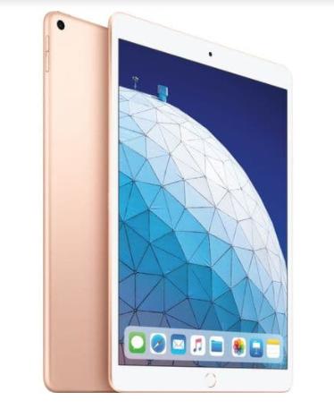 Apple ipad air 2019 wifi 64gb £419 NEW @ HDEW Cameras