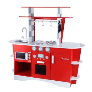 Early Learning Centre Wooden Diner Kitchen - £47.99 Using Code @ theentertainertoyshop / eBay