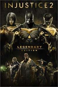 Injustice 2 - Legendary Edition [Xbox One / Series X/S] £5.66 with Xbox Live Gold @ Xbox Store Brazil