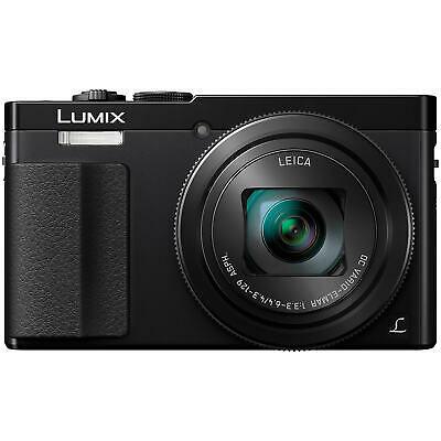 (Refurb -1 year warranty) Panasonic LUMIX DMC-TZ70EB-K Digital Camera, £119.99 with nectar holders code at Panasonic/ebay