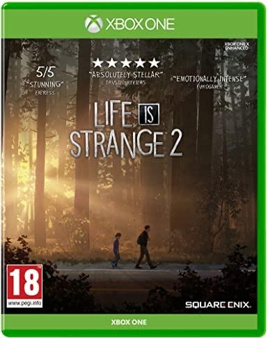 Life is Strange 2 (Xbox One) - £8.99 Prime / +£2.99 non Prime @ Amazon