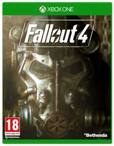Fallout 4 on Xbox new £3.99 delivered @ ebay / Argos