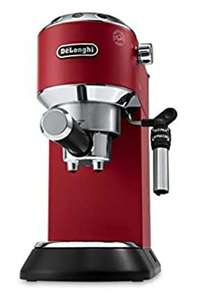 De'Longhi Dedica Style Espresso Machine - Red £149.99 @ Amazon