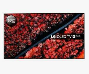 """55"""" LG OLED 2019 cosmetic damaged screen missing stand £639 with code for Nectar registered members @ Ebay cheapest_electrical"""