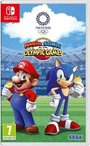Mario & Sonic At the Olympic games Tokyo 2020 Nintendo Switch £35 @ Amazon