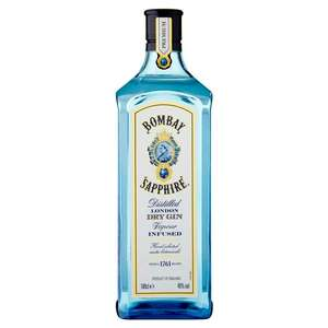 Bombay Sapphire Gin 1L - £20 @ Sainsbury's in store and online
