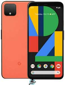 Google Pixel 4 XL 64GB Oh So Orange / White & Black - From £334.99 (Good Condition) With Code @ 4GADGETS