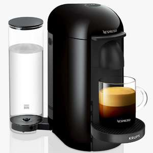 Nespresso Vertuo Plus XN903840 Coffee Machine by Krups with 100 Pods and 2 months free sub - £64.99 delivered @ John Lewis & Partners