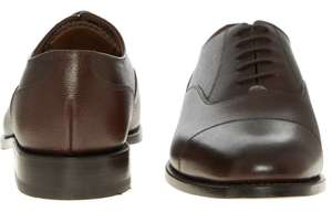 Loake Shoes (Brogues, Derby, Loafers & Boots) e.g. Brown Grained Morse Brogues from £32 + £3.99 delivery @ TK Maxx