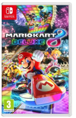 Mario Kart 8 Deluxe / Super Mario Odyssey /Super Mario Party for Nintendo Switch - £35 Each Delivered @ AO