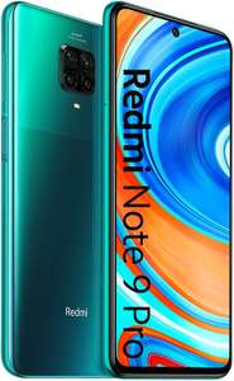 Xiaomi Redmi Note 9 Pro 6GB/128GB Official UK VERSION + 2 Year Full Xiaomi UK Warranty - £199 @ Amazon