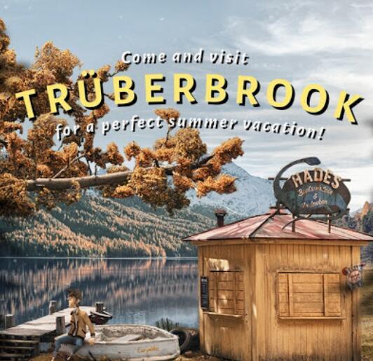 Truberbrook, IOS App Store, Adventure Game £2.99