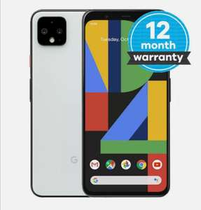 Google Pixel 4 XL 64GB Unlocked White Smartphone In Good Condition - £289.99 With Code For Linked Nectar @ Music Magpie / Ebay