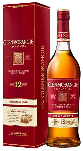 Glenmorangie Lasanta 12 Year Old Malt Whisky, 70cl £37 @ Amazon